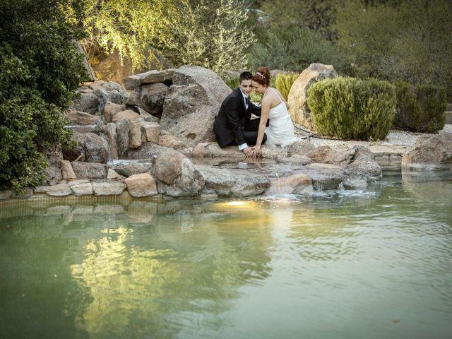 La boda de Álvaro y Sandra en Arges, Toledo 28