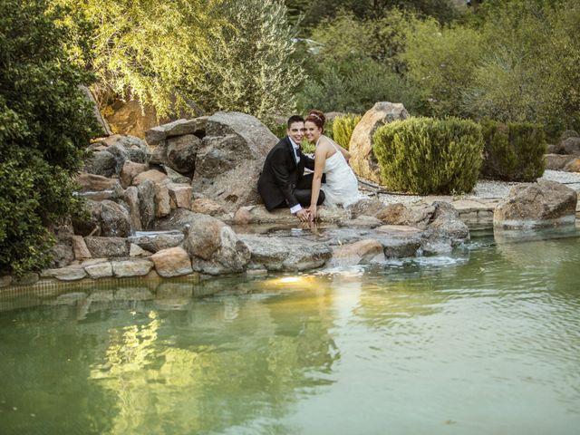 La boda de Álvaro y Sandra en Arges, Toledo 29