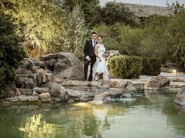 La boda de Álvaro y Sandra en Arges, Toledo 30