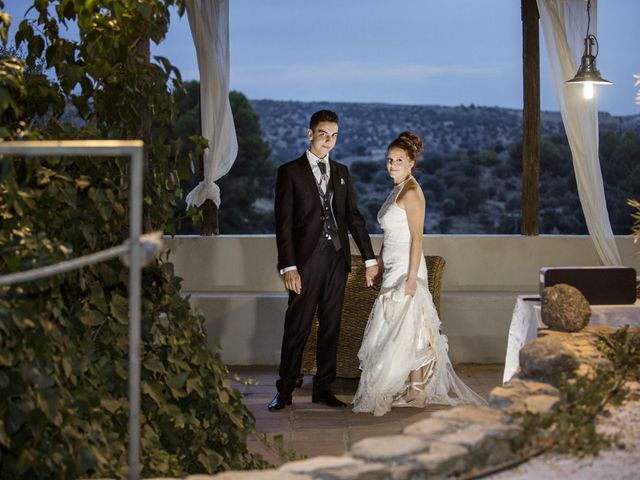 La boda de Álvaro y Sandra en Arges, Toledo 35