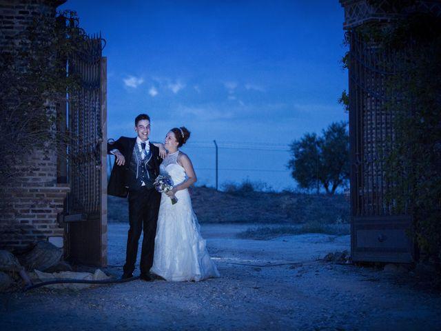 La boda de Álvaro y Sandra en Arges, Toledo 38