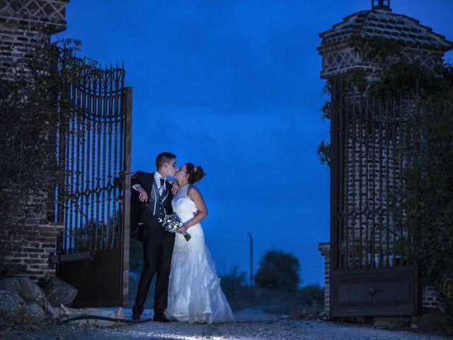 La boda de Álvaro y Sandra en Arges, Toledo 40