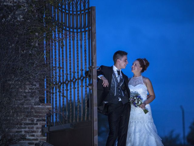 La boda de Álvaro y Sandra en Arges, Toledo 41