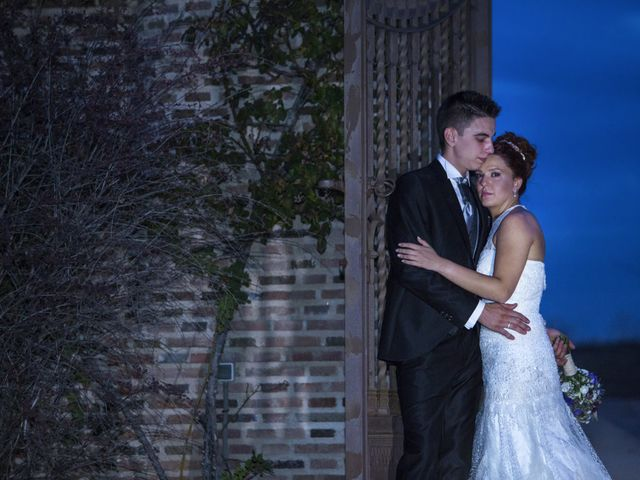 La boda de Álvaro y Sandra en Arges, Toledo 42