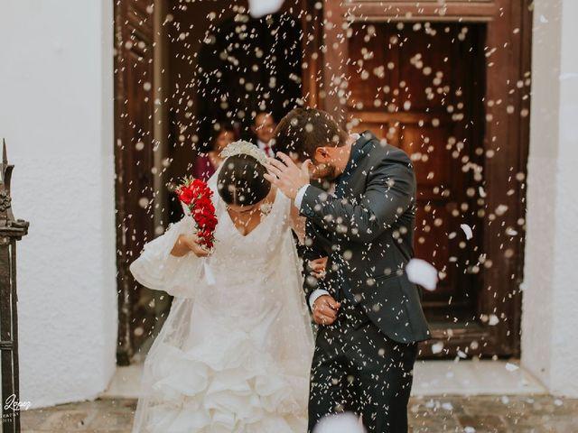La boda de Francisco y Ana en Velez Malaga, Málaga 1