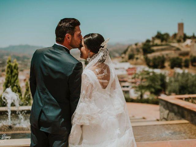 La boda de Francisco y Ana en Velez Malaga, Málaga 12