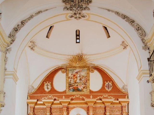 La boda de Francisco y Ana en Velez Malaga, Málaga 15