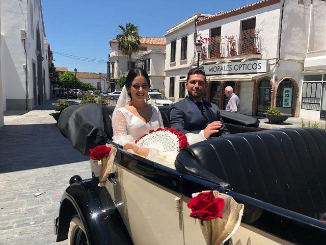 La boda de Francisco y Ana en Velez Malaga, Málaga 16