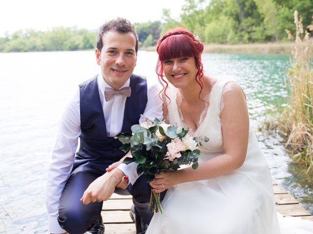 La boda de Anaïs y Adrià