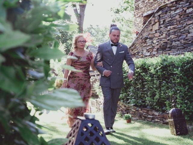 La boda de Fran y Ana en Campillo De Ranas, Guadalajara 23