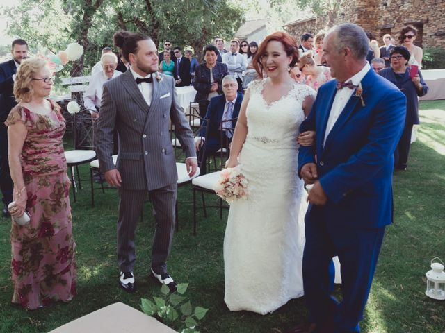 La boda de Fran y Ana en Campillo De Ranas, Guadalajara 25