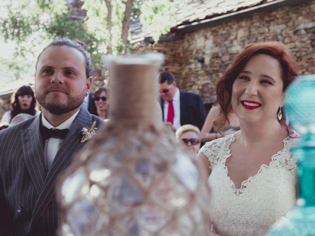 La boda de Fran y Ana en Campillo De Ranas, Guadalajara 26