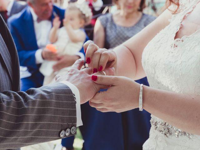 La boda de Fran y Ana en Campillo De Ranas, Guadalajara 36