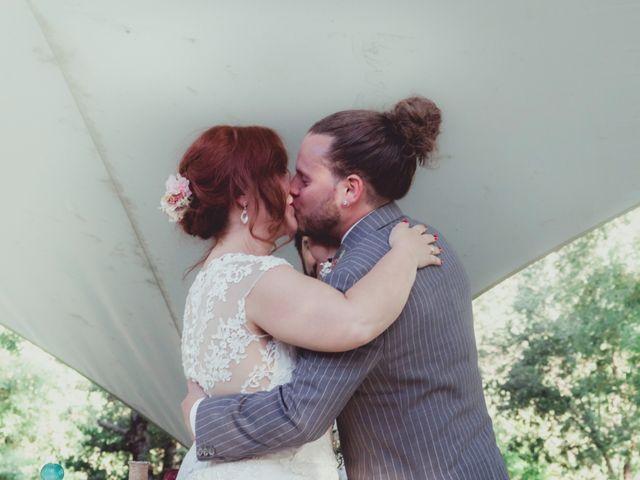 La boda de Fran y Ana en Campillo De Ranas, Guadalajara 38