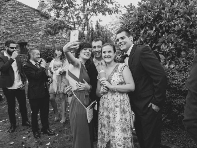 La boda de Fran y Ana en Campillo De Ranas, Guadalajara 40