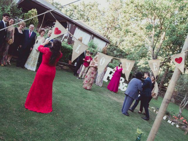 La boda de Fran y Ana en Campillo De Ranas, Guadalajara 54