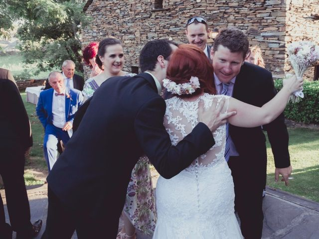 La boda de Fran y Ana en Campillo De Ranas, Guadalajara 56