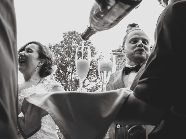 La boda de Fran y Ana en Campillo De Ranas, Guadalajara 57
