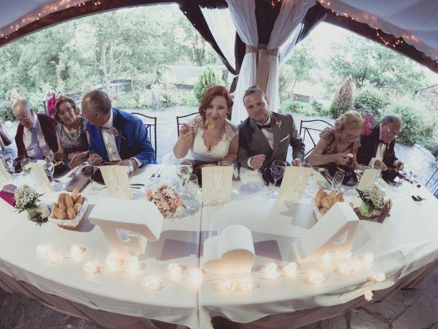 La boda de Fran y Ana en Campillo De Ranas, Guadalajara 59