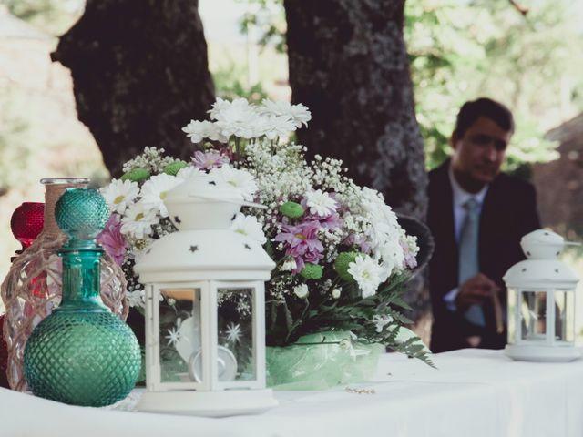La boda de Fran y Ana en Campillo De Ranas, Guadalajara 28