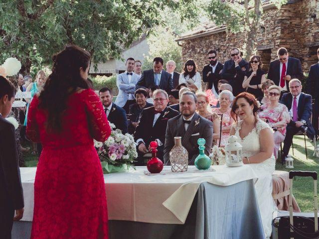 La boda de Fran y Ana en Campillo De Ranas, Guadalajara 31