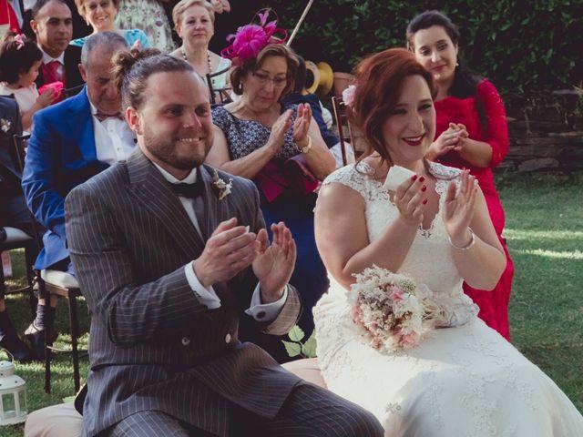La boda de Fran y Ana en Campillo De Ranas, Guadalajara 32