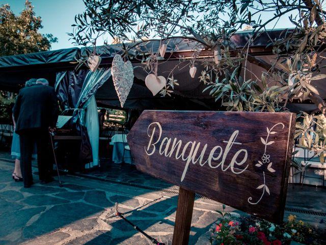 La boda de Fran y Ana en Campillo De Ranas, Guadalajara 52