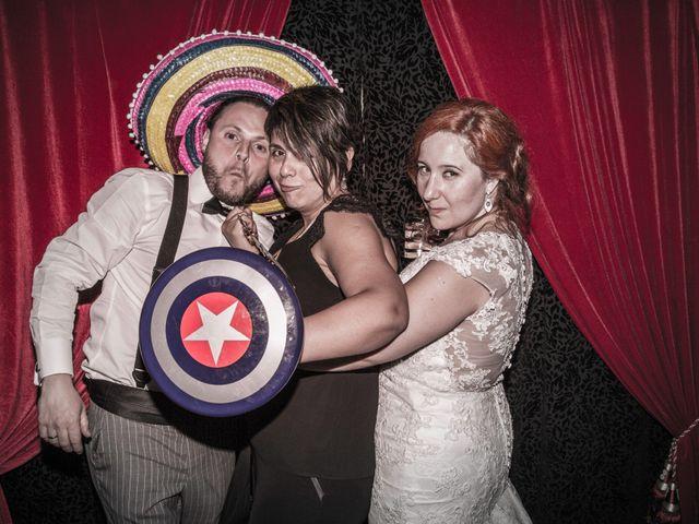 La boda de Fran y Ana en Campillo De Ranas, Guadalajara 87