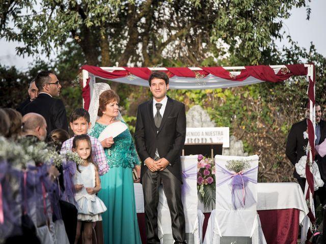 La boda de Antonio Jesús y María de Mar en Torreperogil, Jaén 2
