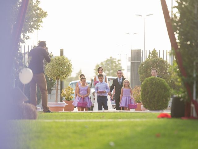 La boda de Antonio Jesús y María de Mar en Torreperogil, Jaén 7