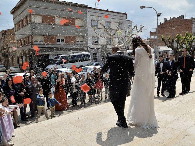 La boda de Brian y Beatriz en Sant Joan De Vilatorrada, Barcelona 12