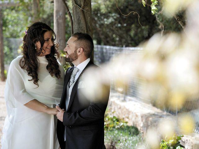 La boda de Brian y Beatriz en Sant Joan De Vilatorrada, Barcelona 17