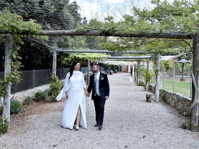 La boda de Brian y Beatriz en Sant Joan De Vilatorrada, Barcelona 18