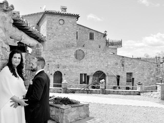La boda de Brian y Beatriz en Sant Joan De Vilatorrada, Barcelona 23