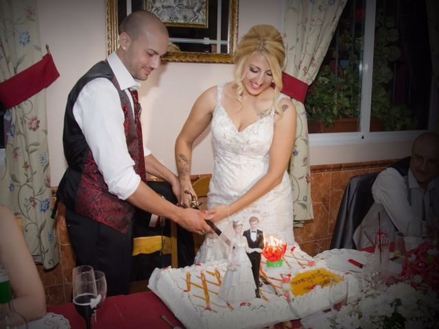 La boda de Aitor y Susana en Yuncos, Toledo 2