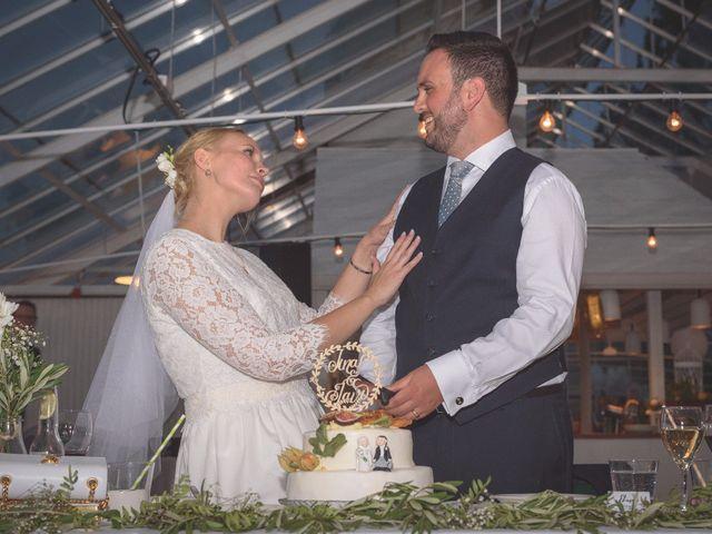 La boda de Lina y Javi