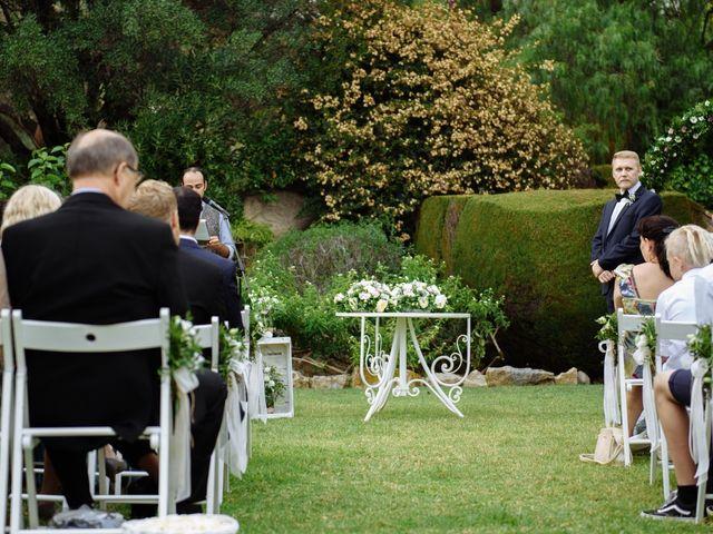 La boda de Thomas y Elena en Premia De Dalt, Barcelona 16
