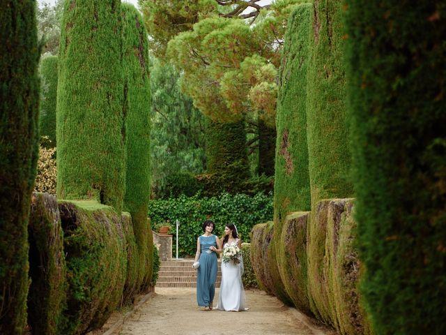 La boda de Thomas y Elena en Premia De Dalt, Barcelona 17