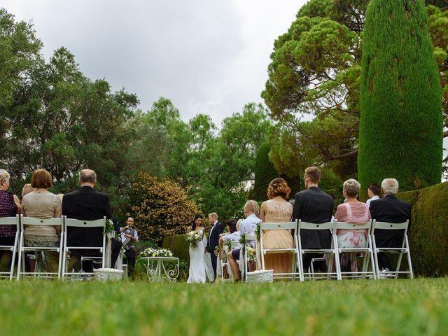 La boda de Thomas y Elena en Premia De Dalt, Barcelona 20