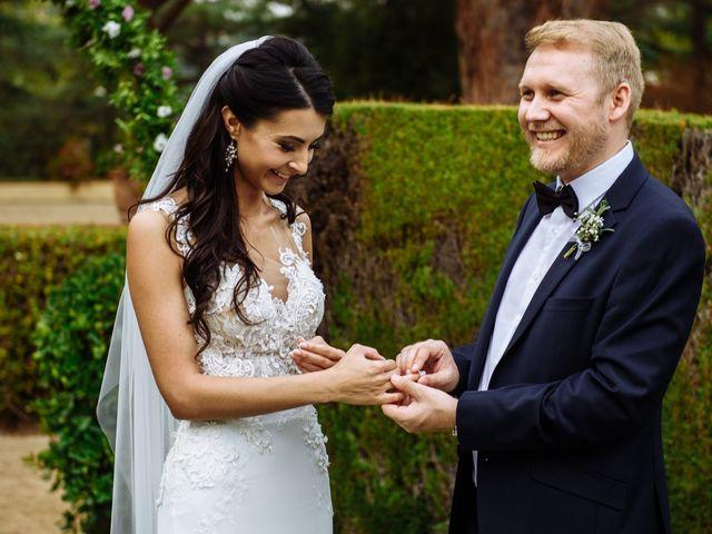 La boda de Thomas y Elena en Premia De Dalt, Barcelona 31