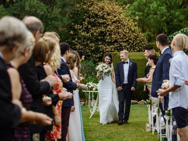 La boda de Thomas y Elena en Premia De Dalt, Barcelona 34