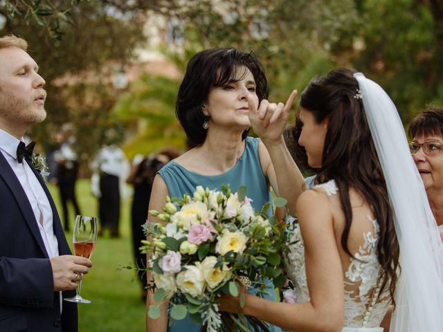 La boda de Thomas y Elena en Premia De Dalt, Barcelona 36