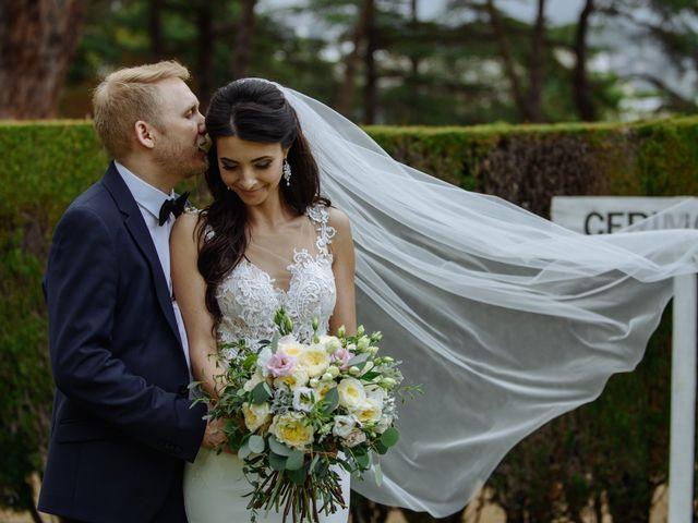 La boda de Thomas y Elena en Premia De Dalt, Barcelona 40