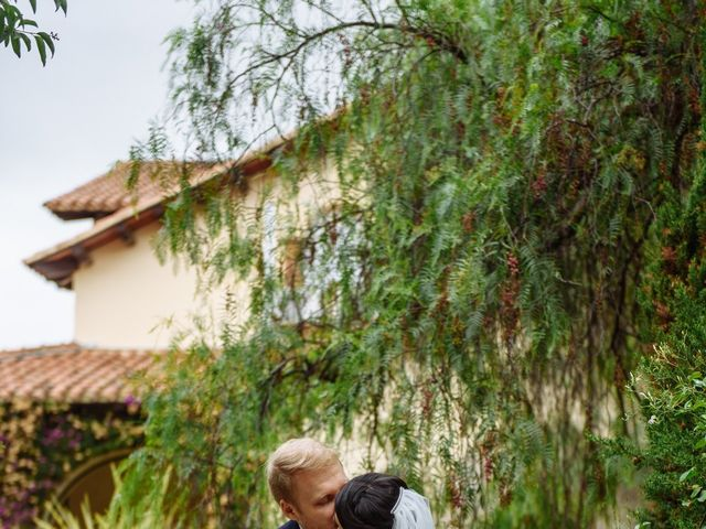 La boda de Thomas y Elena en Premia De Dalt, Barcelona 43