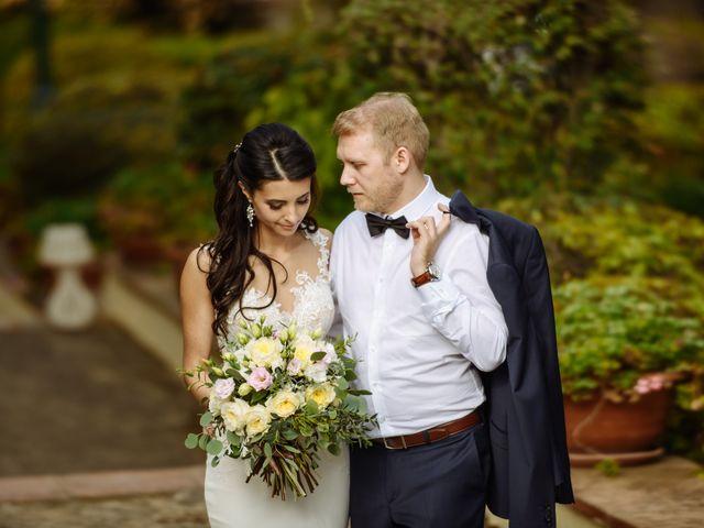 La boda de Thomas y Elena en Premia De Dalt, Barcelona 45