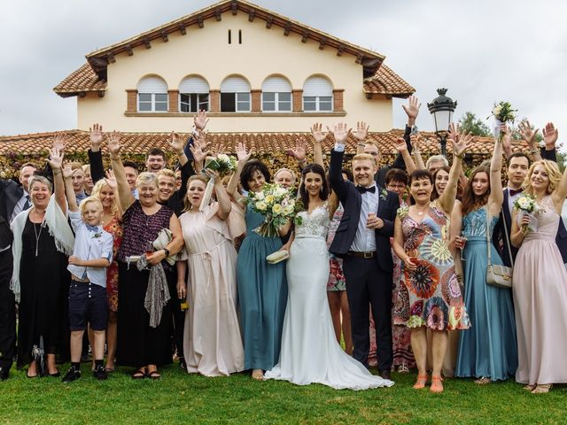 La boda de Thomas y Elena en Premia De Dalt, Barcelona 46