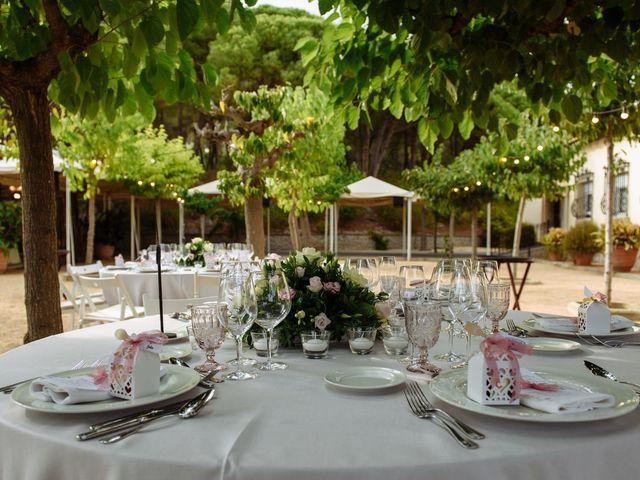 La boda de Thomas y Elena en Premia De Dalt, Barcelona 50