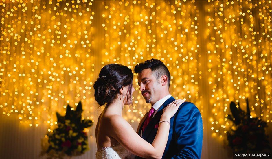 La boda de David y Aroa en Puçol, Valencia