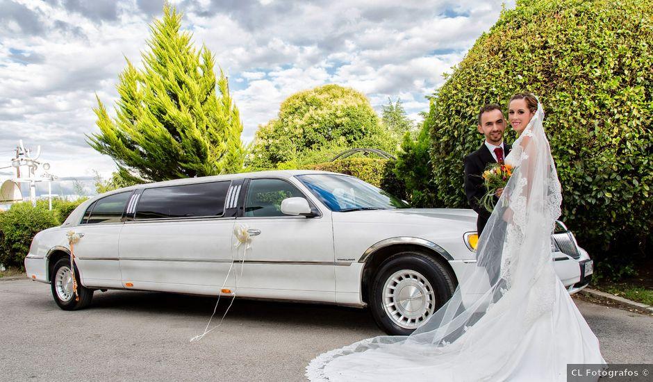 La boda de Raúl y Miriam en Madrid, Madrid
