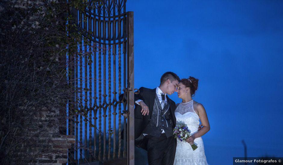 La boda de Álvaro y Sandra en Arges, Toledo